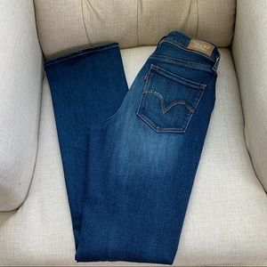 Like New, Women's Levi's 512 Boot Cut Jeans